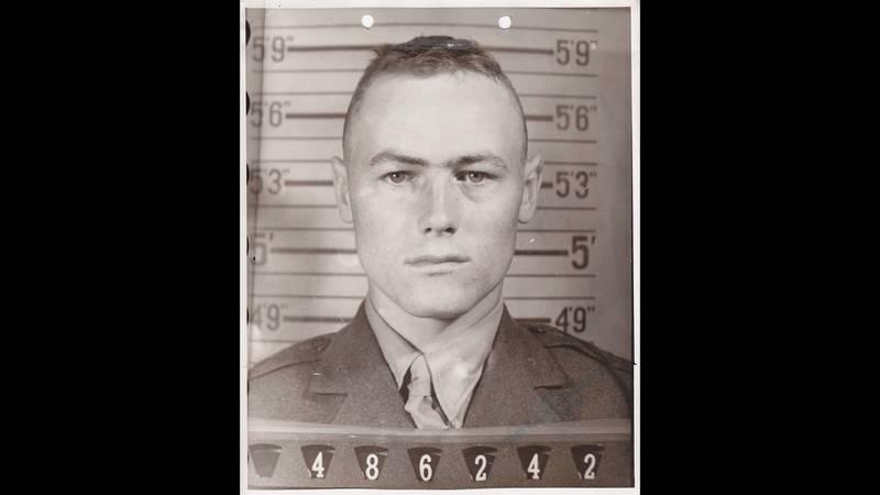 Marine Corps Reserve Pfc. Charles D. Miller