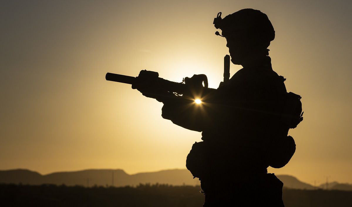 7-hour Iraq firefight sees 4 Marine Raiders receive Bronze Stars with 'V'