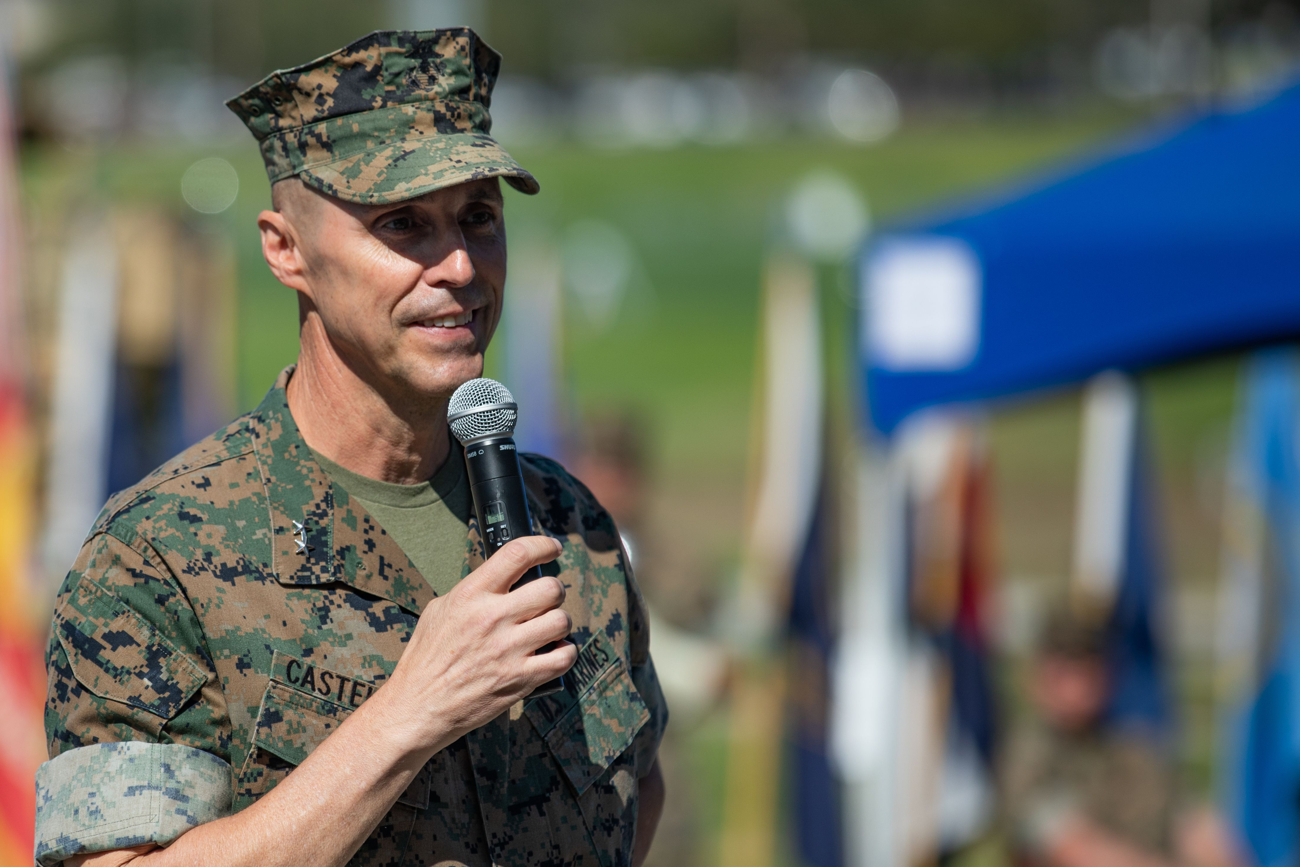 Marine general cited for failures in fatal AAV mishap faces scrutiny over his new job as IG