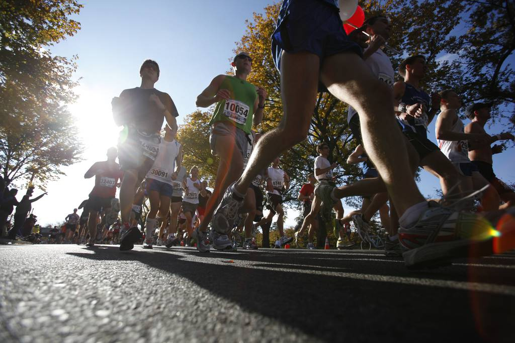 Marine Corps Marathon goes virtual-only for second year in a row