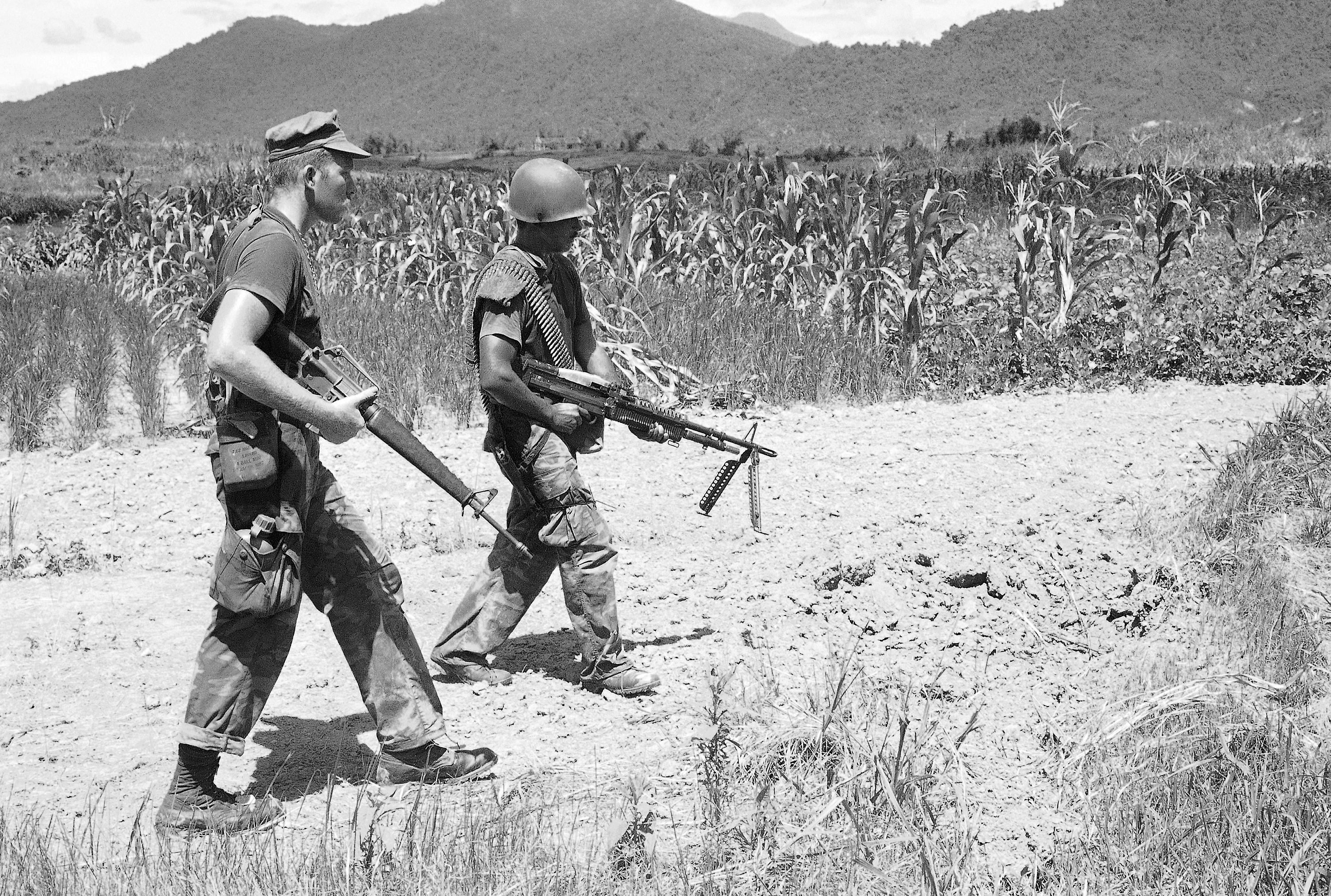 Troops exposed to Agent Orange outside of Vietnam could be in line for presumptive benefits