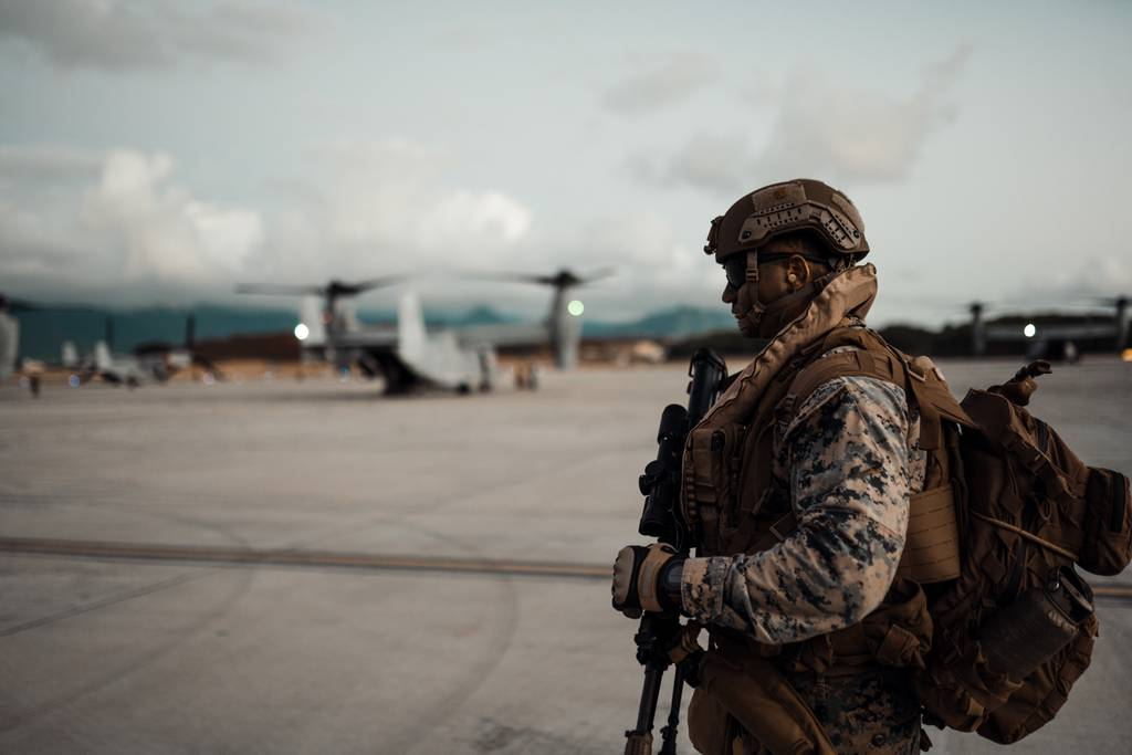 Here's what was new for Marines at its massive naval exercise