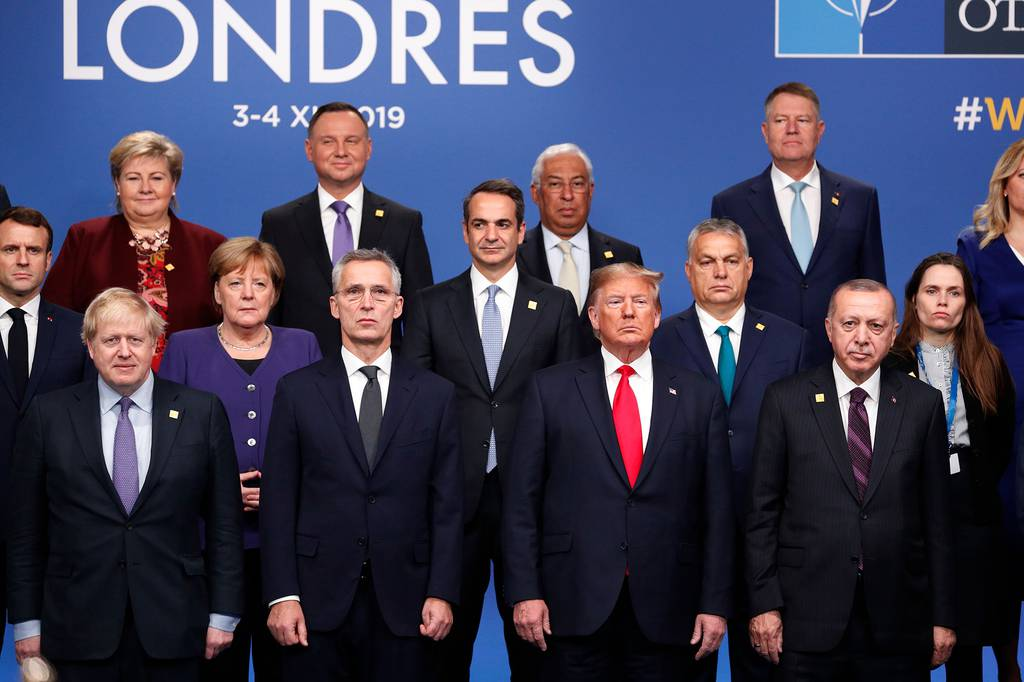 NATO heads of government